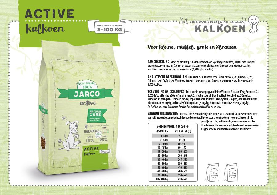 Special Active Kalkoen