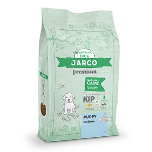 JARCO MEDIUM PUPPY KIP 10 KG